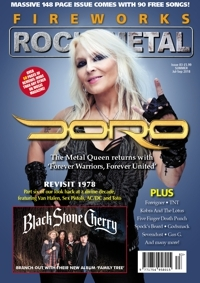 Tokyo Storm Album Review in fireworks Magazine issue 83